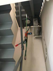 Экспертиза металлической лестницы